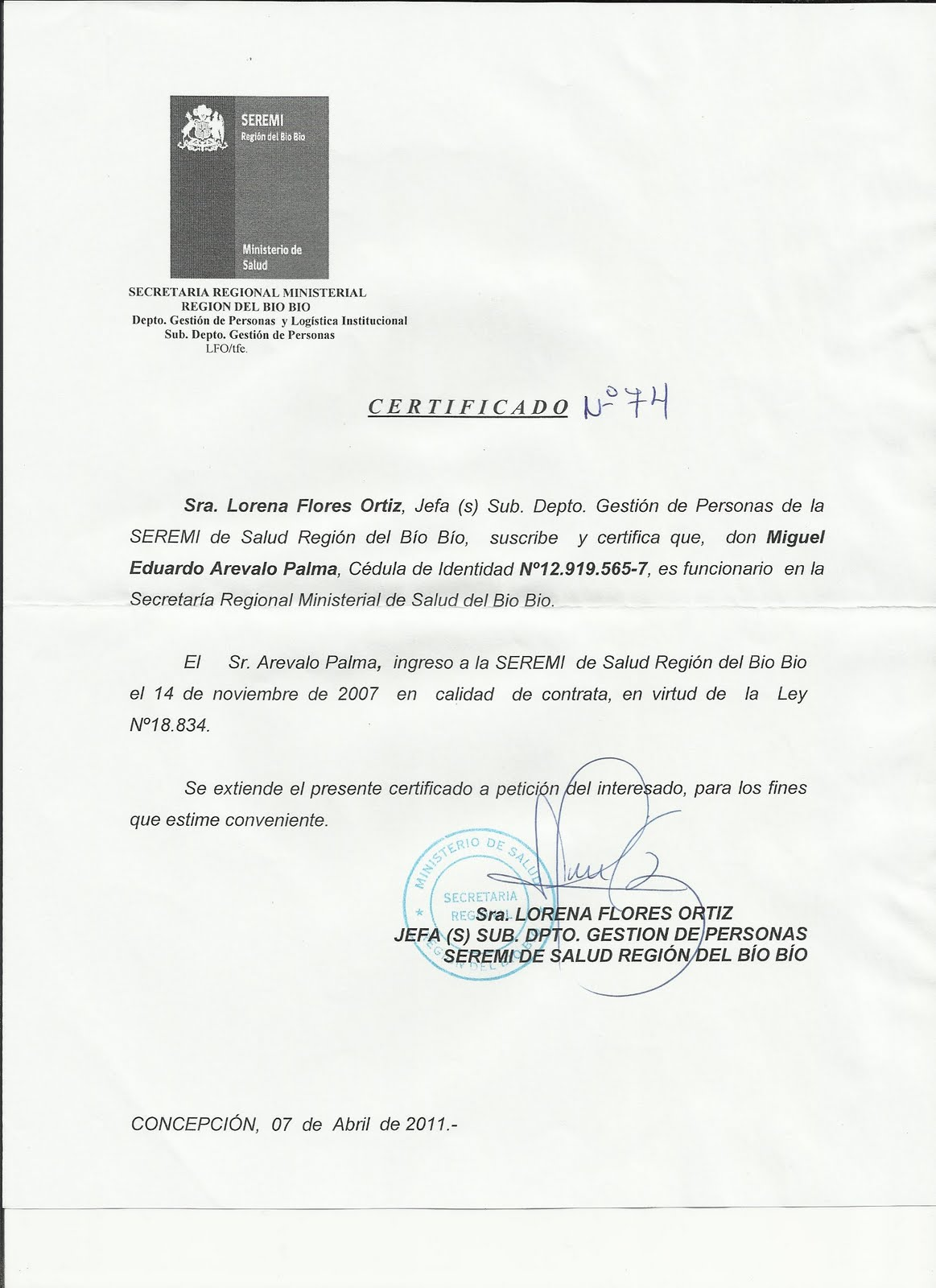 certificado laboral - Saman.cinetonic.co