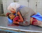 هذا من صنع النظام الأسدي الغاشم .