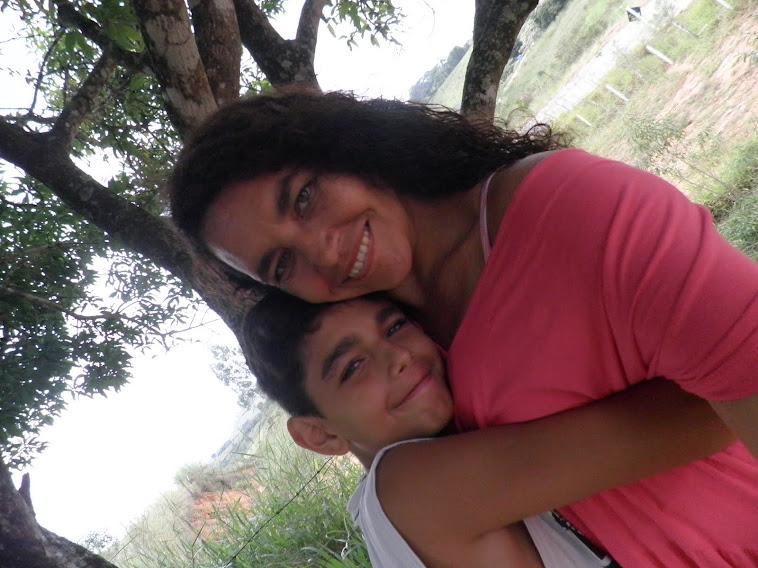Amor da mãe.