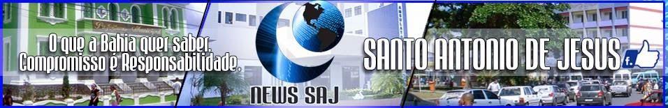 TV NEWS SAJ - Santo Antônio de Jesus. Recôncavo Baiano