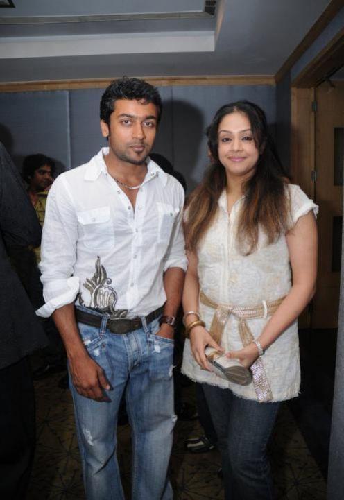 Surya Jyothika Stills