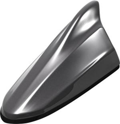 FDA4H-NH737M Honda Polished Metal Metallic