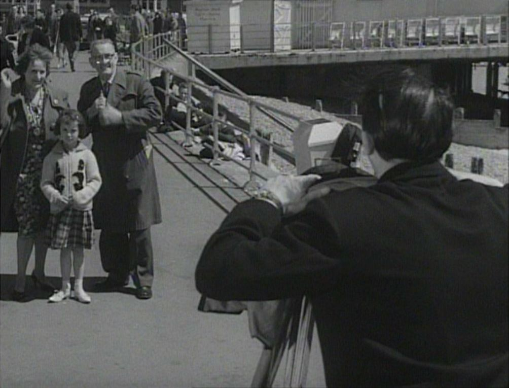 The Punch and Judy Man the BlowUp moment The Punch and Judy Man Jeremy Summers 1963