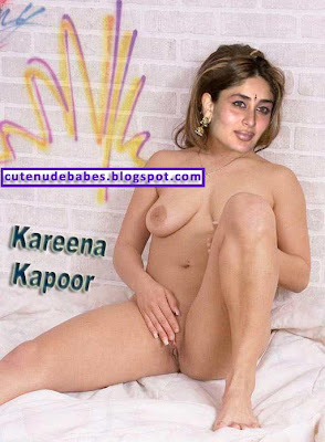 Kareena Kapoor Pussy Lips Exposed Boobs Fake | Girls Magazines 23
