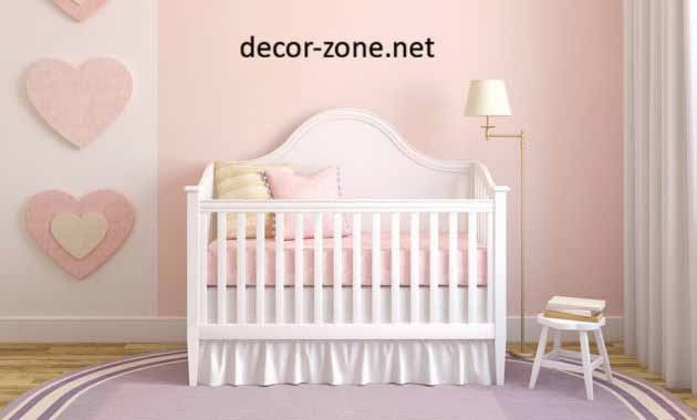 nursery furniture, girls nursery decorating ideas