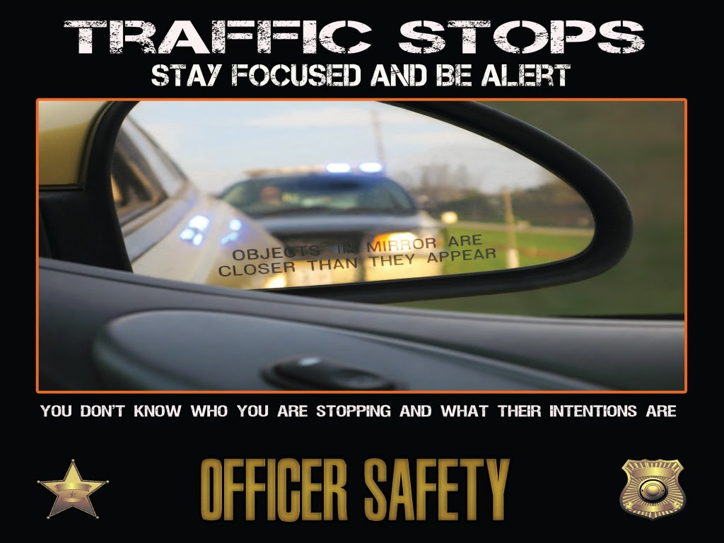 Driver Traffic Stop Protocol