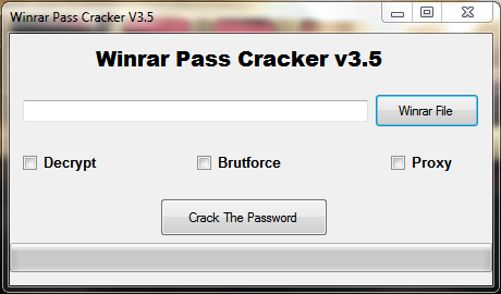 winrar password cracker v12.89