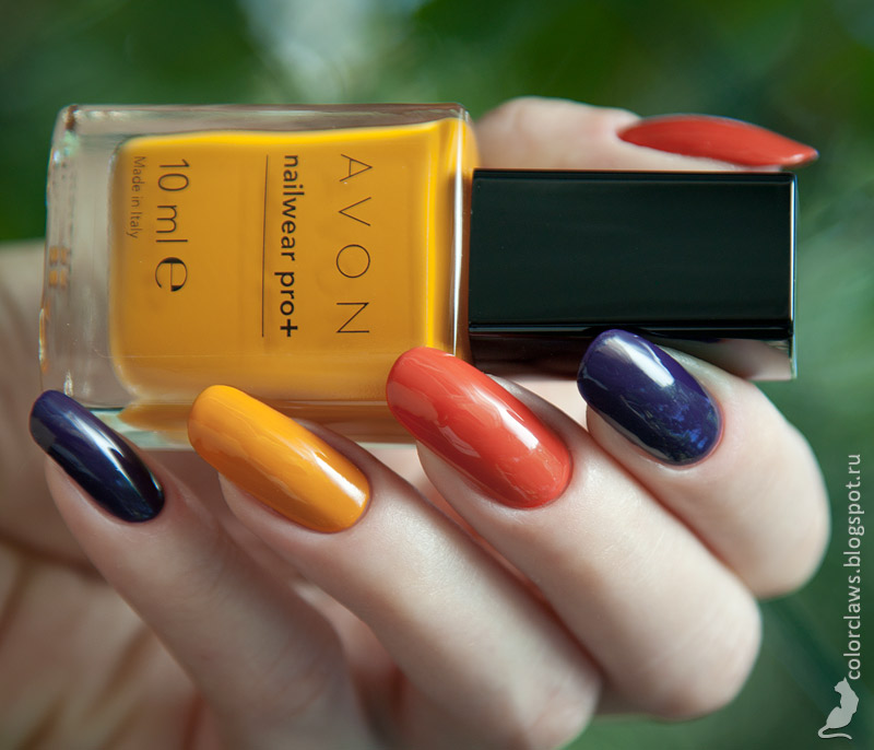 Avon Exotica + Lioness + Sahara Sunrise