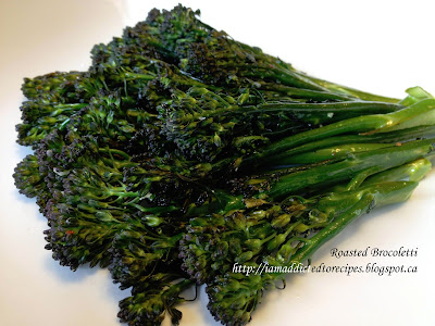 Roasted Broccoletti | Addicted to Recipes