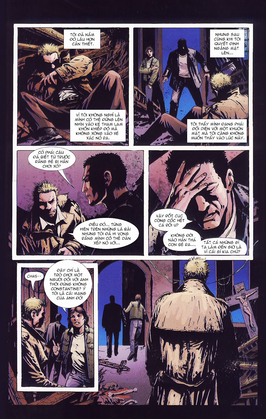 Constantine - All his engines chap 4 - Trang 18