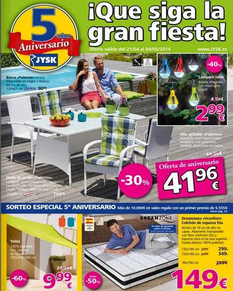 catalogo jysk primavera verano 2014