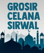 Celana Sirwal Bandung