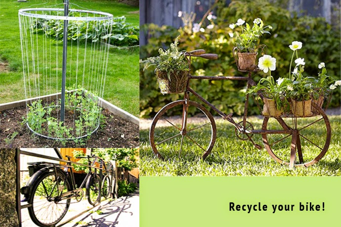 How To Recycle Recycle Your Bicycle Parts