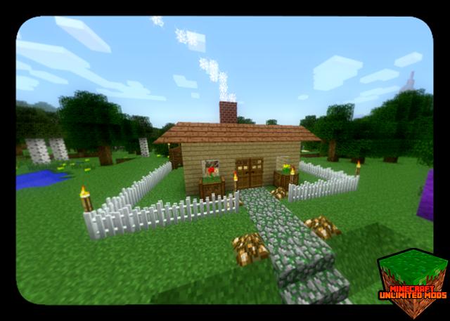 Скачать Carpenter's Blocks [1.7.10] для игры в minecraft