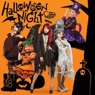 JKT48 - Halloween Night Stafaband Mp3 dan Lirik Terbaru