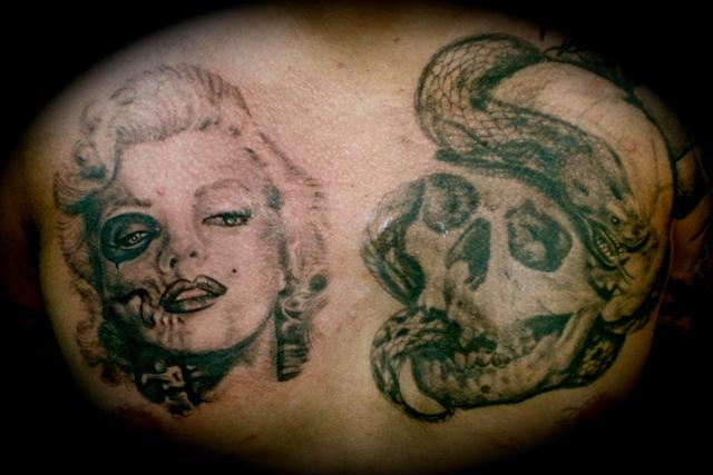 Tattoo designs tattoos design for men for Chevy bowtie tattoos