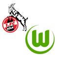FC Köln - VfL Wolfsburg