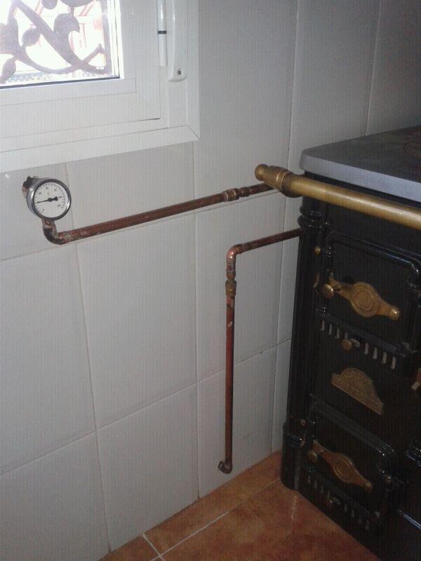 Tecnolog a para un progreso sostenible fabricaci n y - Tuberias de calefaccion ...