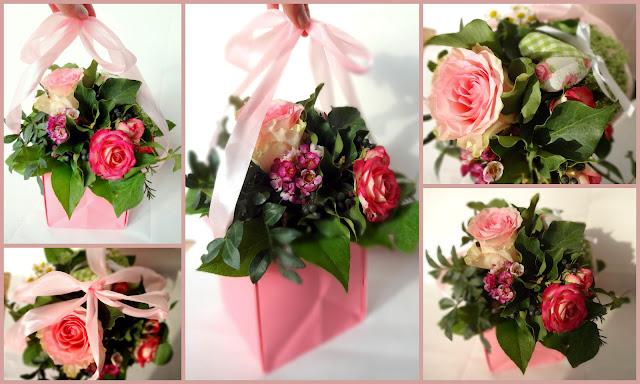 Valetinstag-Blumen