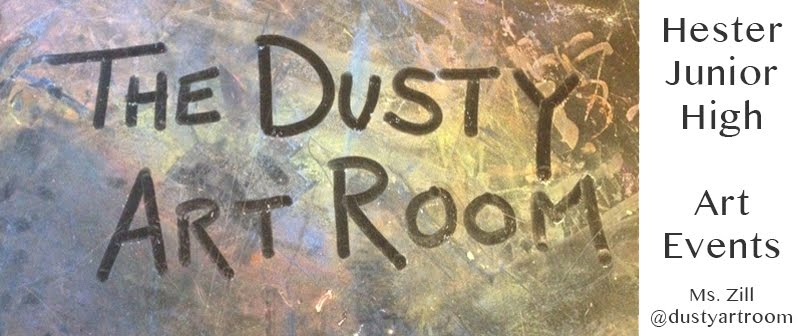 The Dusty Art Room