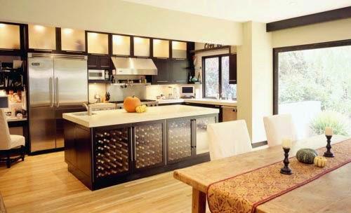 Arsitektur Dapur Minimalis Ala Jepang