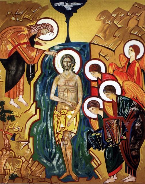 Bautizo de Jesús