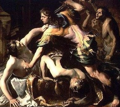 orestes clytemnestra essays The oresteia community note includes chapter-by-chapter summary and  analysis  and inspired by his sister electra and friend pylades, orestes kills  clytemnestra  oresteia study guide contains a biography of aeschylus,  literature essays,.