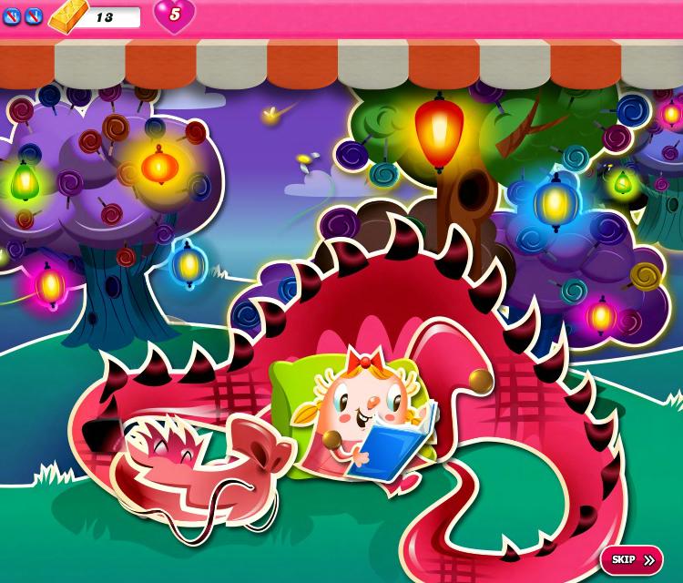 Candy Crush Saga 1506-1520