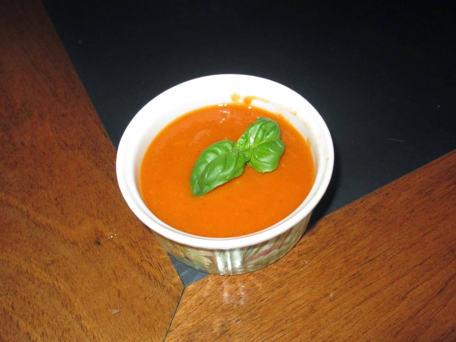 My Basic Tomato Sauce