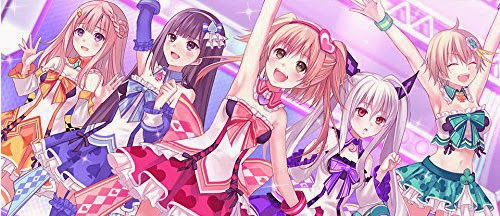 Omega Quintet PS4 Game