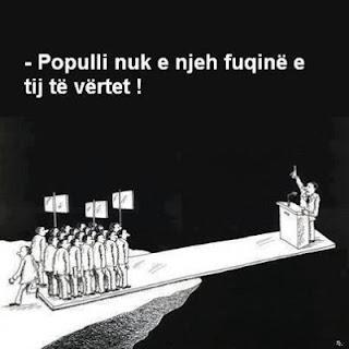 Populli dhe fuqia e tij