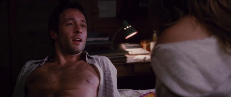 Alex O'Loughlin Shirtless in the Back-Up Plan