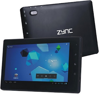 Specs, Price & Features of Android ICS tablet