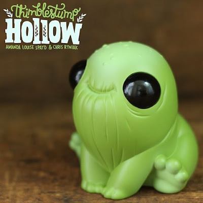 San Diego Comic-Con 2015 Exclusive Tropical Edition Burblebum Vinyl Figure by Chris Ryniak