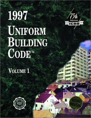 Uniform Building Code Ubc
