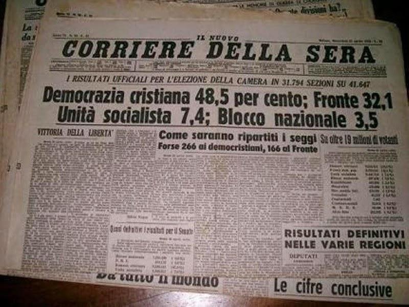 Mensistoria elezioni i legislatura della repubblica for Parlamento della repubblica italiana