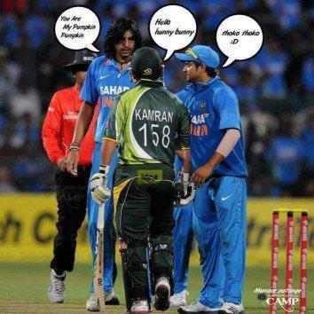 FUNNY CRICKET PICTURES  crickettamasha