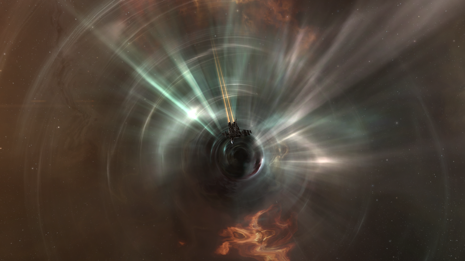 eve online how to find wormholes
