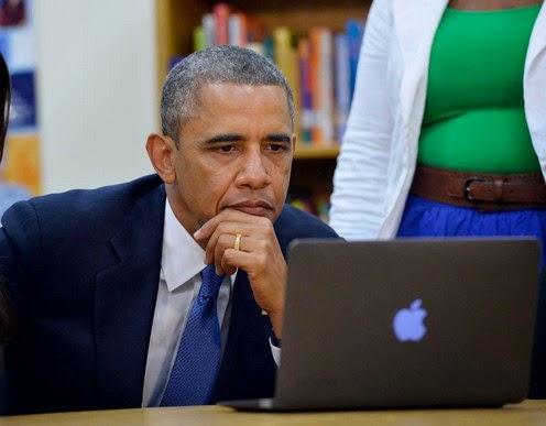 Obama Pengen Internet Seperti Korea Selatan