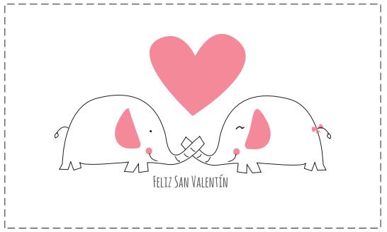 Tarjetas de amor personalizadas Hogarutil - Tarjetas Para Imprimir De Amor