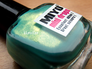 Miyo Mini Drops nr 58 - Sweet Mint
