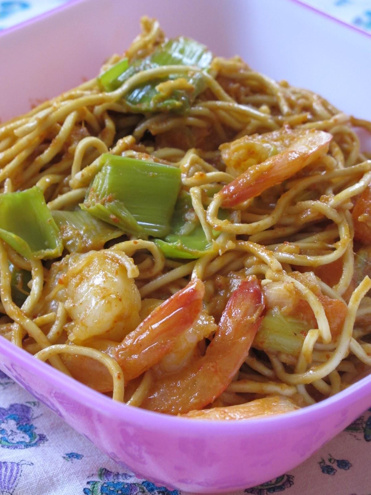 ballotins de crevettes et poireaux au curry
