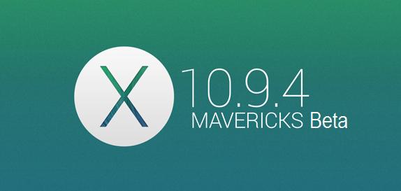 Download OS X Mavericks 10.9.4 Beta (13E9) .DMG File via Direct Links