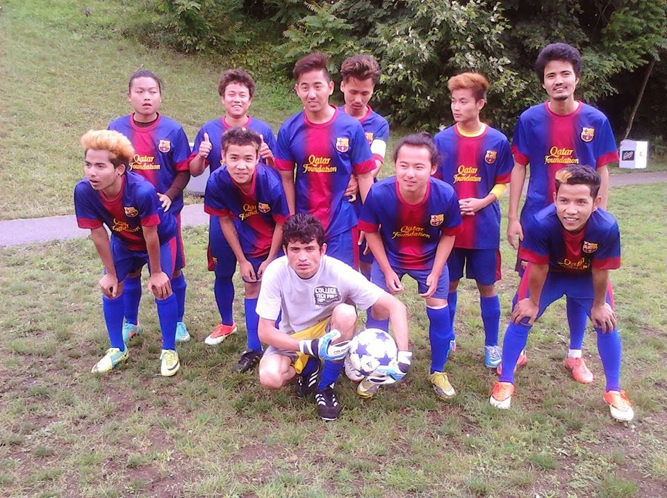 Bhutanese football player of Cincinnati