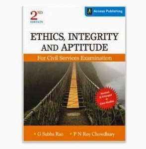 Buy Ethics, Integrity and Aptitude Paperback for Rs.98 at Amazon