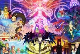 Phim Mahou Shoujo Madoka Magica Movie 2