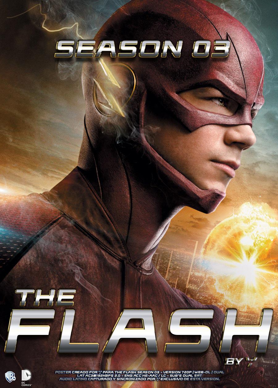 The Flash [S03] 3x03 720p|1080p|WEB-DL|H264