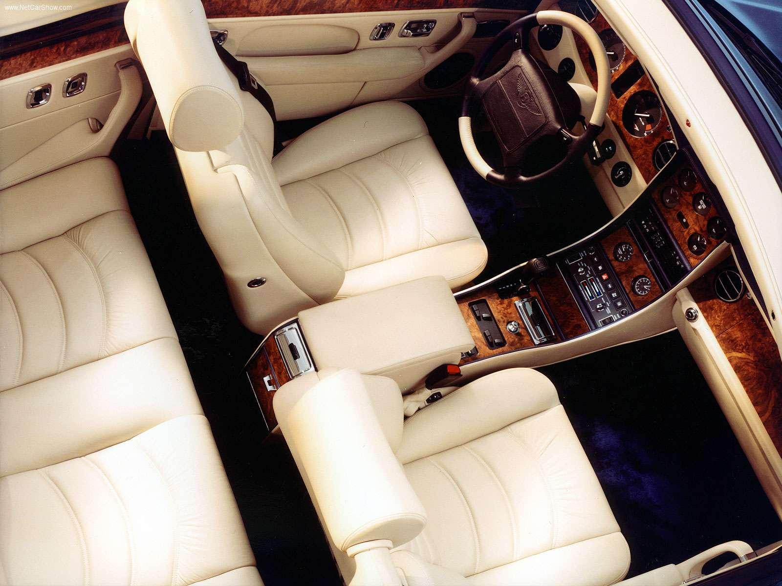 Hình ảnh xe ô tô Bentley Azure 2001 & nội ngoại thất