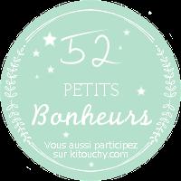 43 /52 Petits Bonheurs : Quelques jours en famille !