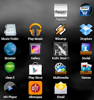 Create Android Folder 3/4